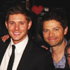 Hide-fan: [SPN] Jensha is love