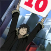 The weird one: Durarara!! - Izaya 10