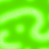 Green Squiggly
