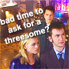 The Doctor Threesome