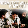 supernatural sam/dean/cas, supernatural -> general, supernatural ot3