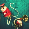 Coraline - mice
