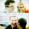 Sarah: dr who s1 fun fun fun