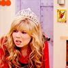 Sarah Nicole.: icarly:sam; princess crown