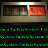Lost - system failure