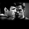 lilbatfacedgirl: Spock/Kirk