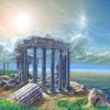 azurecerulean: temple ruin