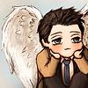 [supernatural] Baby Angel Castiel