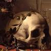 contemplation, Skull