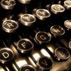 typewriter black