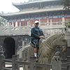 Китай монастырь Белой Лошади
