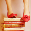 Carrie Leigh: redshoes on bookstack