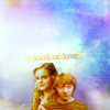 Harry Potter; Ron & Hermione