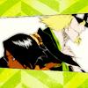manonlechat: yoruichi & urahara