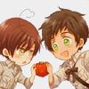 aph: ¡sonre~ porque tenemos un tomate! ♥