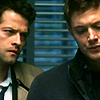 Why all the pearls?Why all the hair?Why anything?: SPN - Dean/Cas autopsy