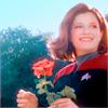 Gina: VOY: rose Janeway