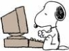 Snoopy Computer