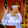 (fandom)- chuck not awesome