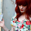 More of a lark than a dove.: I'm a rabit hearted girl [Florence + The