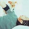 Rochelle: Hiro <3 puppy