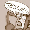 Kate Beaton - TESLA!!!