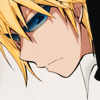 might as well be your godforsaken illusionist: [Shizuo] → can you feel my heartbeat