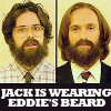 look around you: beard