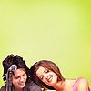 Ashley Greene & Kristen Stewart