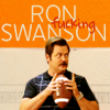 parks and rec: 'ron fucking swanson'