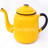 teapot yellow