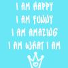 iker - i am what i am