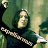 miwahni: HP Snape expelliarmus