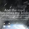 Not Quite by Firelight: Impala - Wherever I May Roam
