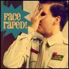 Rosey: Face Rape!