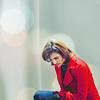 {Castle} Beckett - kneeling