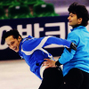 stephane/johnny skate