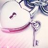 ключ к сердечку
