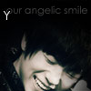 smiling angel wooyoung