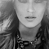 carrie > b&w allure photoshoot