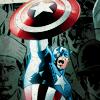 [marvel] captain america - war cry