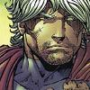 [marvel] magneto - closeup