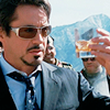 [marvel] iron man - tony'll drink 2 that