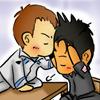 melagan: chibi kiss