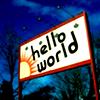 ello world