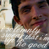wiccaqueen: Merlin - Colin Grin