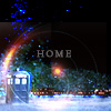 TARDIS is home