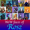 Rosz Many Faces