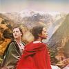(Merlin) Gwen/Mor; travel far