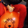 space hopper!